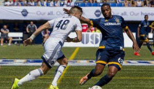 LA Galaxy II Defeat Vancouver Whitecaps FC 2