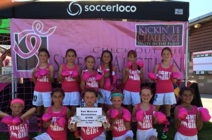 5th Annual Kickin' It Challenge Presents LA Galaxy v FC Dallas