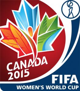 FIFA's 2015 World Cup logo