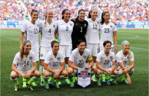 USWNT draw 0-0 against S. Korea