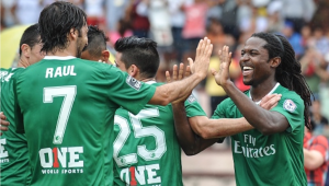 New Yorks Cosmos defeats Cuban National Team 4×1