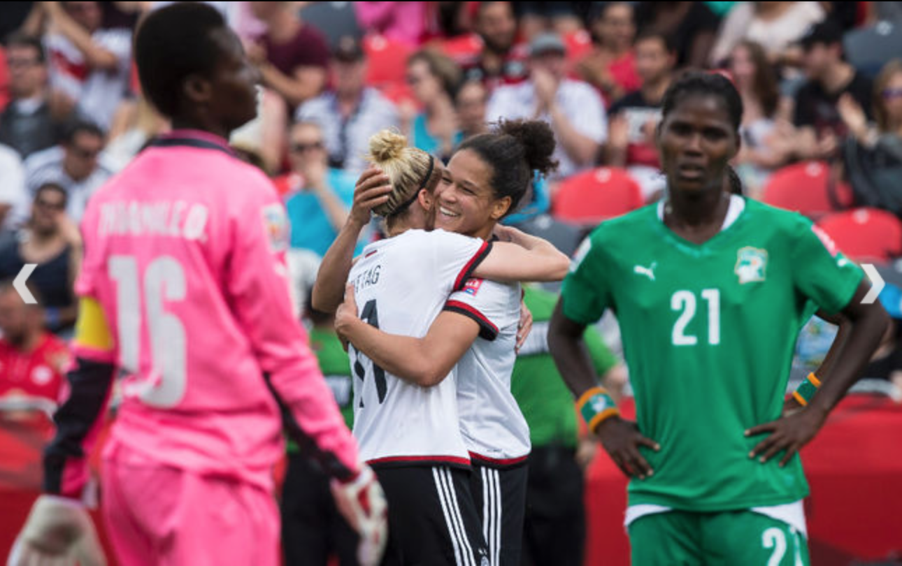 Germany and Ivory Coast: Why the 10-0 happened