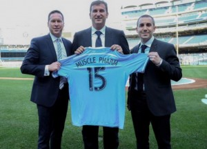 City Football Group and MusclePharm announce partnership