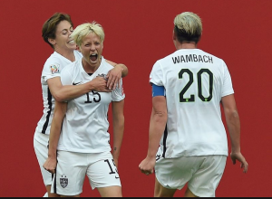 USWNT open up Canadian Campaign with Victory v Australia