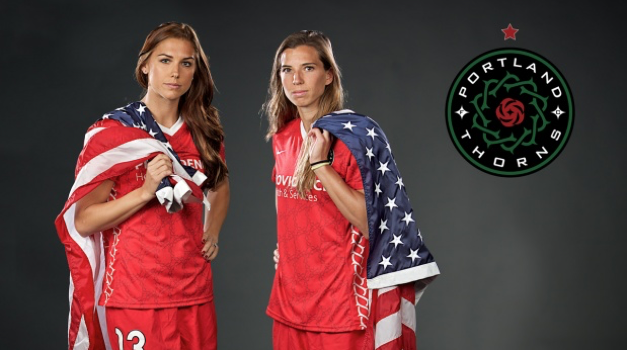 NWSL and NCAA players in the Women's World Cup