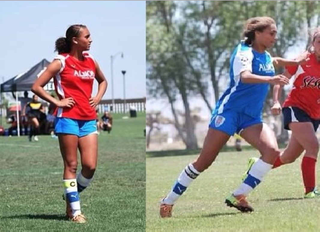 Albion OC Simone Handy gets called up into US Youth Soccer National Camp