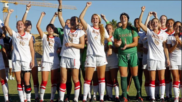 San Diego State Women's Soccer holding 3 camps this summer