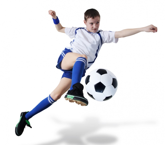 U.S. SOCCER FOUNDATION RELEASES STUDY SHOWING SOCCER IMPROVES YOUTH HEALTH