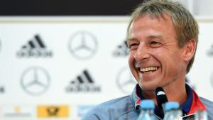 Coach Klinsmann