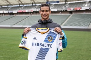 ALBION SC alumni ARIEL LASSITER SIGNS WITH LA GALAXY