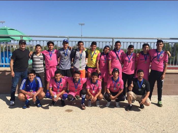 Boxers SC FC Otay BU19: Rebels Cup Finalists!!