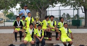 Boxers SC CA Bears BU10: Dunn Edwards Tournament Semifinalists!!