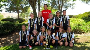 U9 White Legends Champions