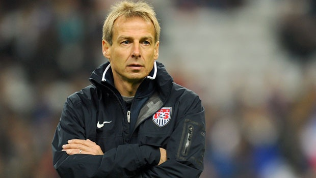 Klinsmann's views on the U.S. facing Netherlands and Germany