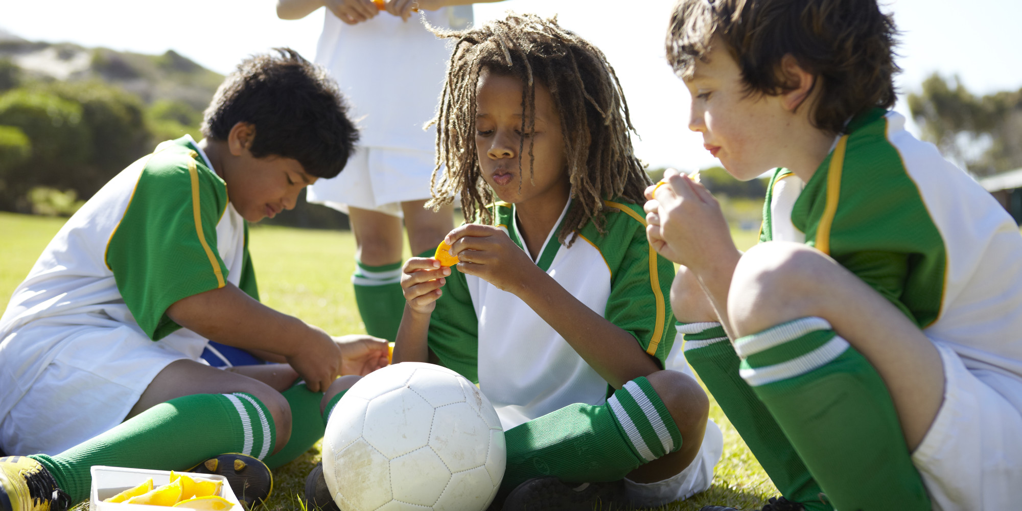 Be the Best Soccer Parent with the Perfect Snack Pack