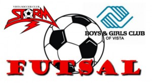 The Vista Storm Teams Up With The Boys and Girls Club
