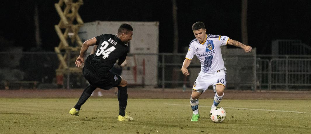 LA Galaxy II draw against OKC Energy FC at home