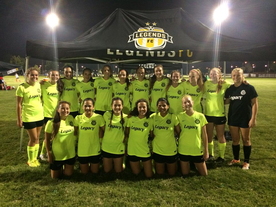 Mission Viejo Soccer Club G14 team Goes Undefeated!