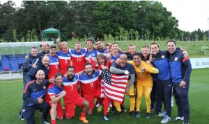 U.S. Paralympic National Team qualifies for Rio 2016