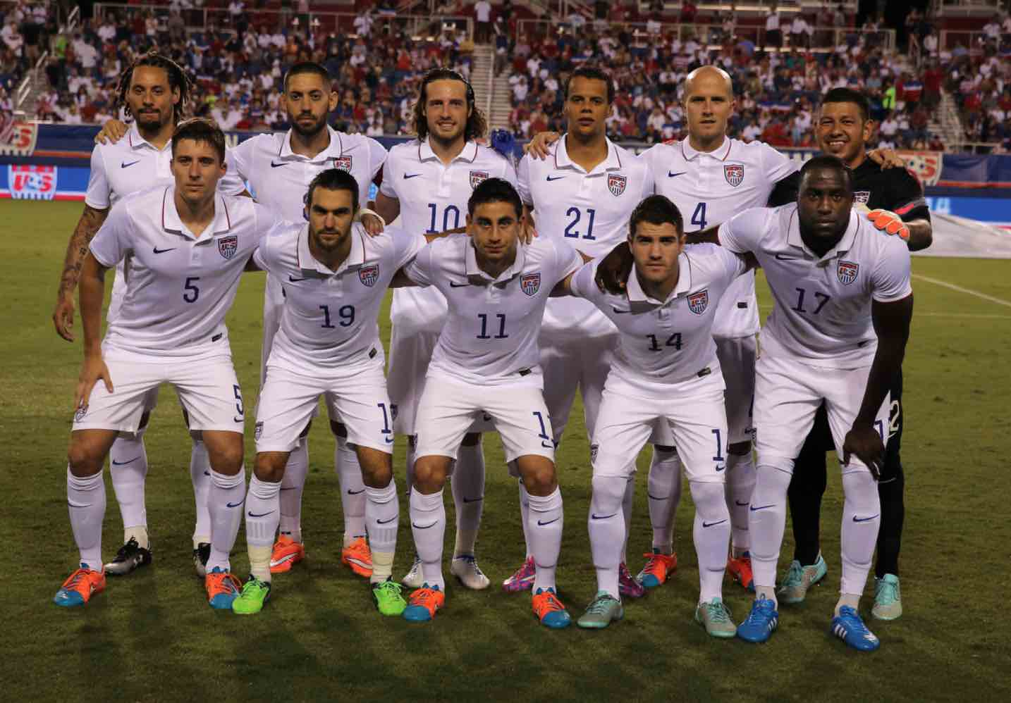 Last prep for the Gold Cup: USMNT vs. Guatemala