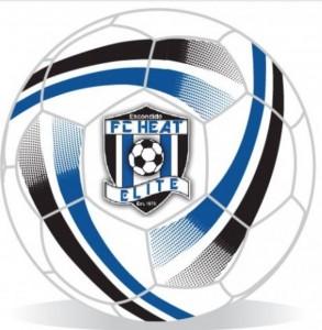 FC Heat 2015 Custom Training Ball Fundraiser
