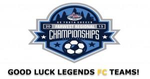 Legends FC 02 Gold Region IV Champions!