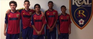 Heat 00 NPL Players Attend Training Sessions With RSL Staff!