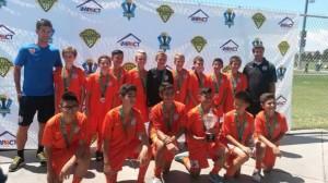 Heat 03 Boys Finalists in Got Soccer Cup!