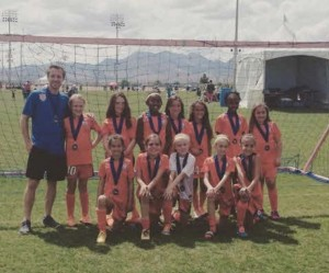 Heat 06 KW Spring Cup Champions!