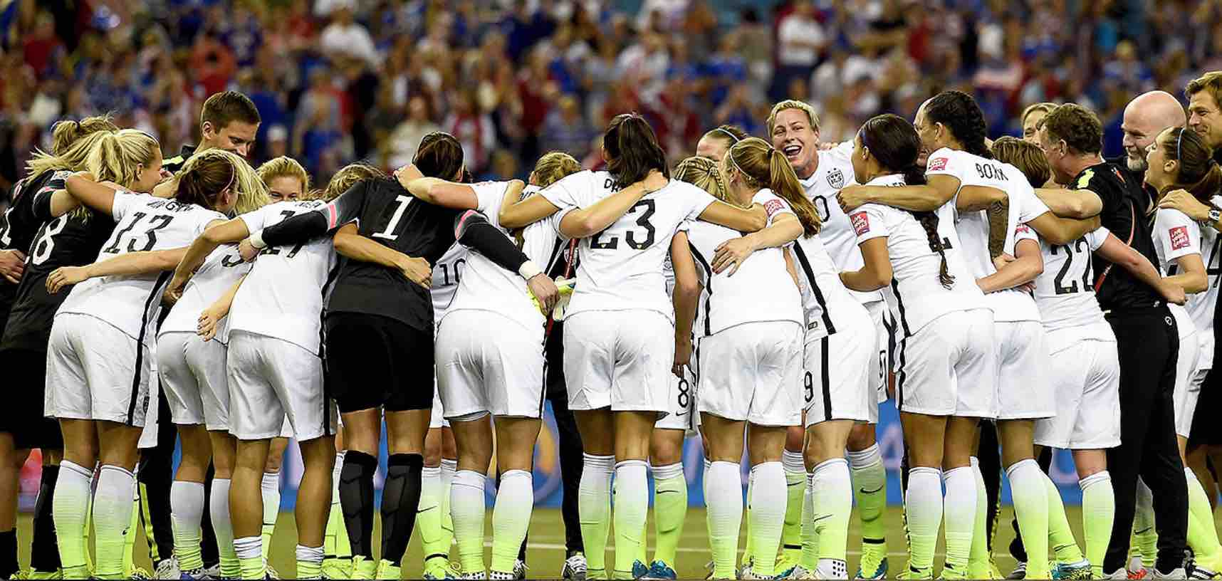 Women's World Cup Final: U.S. gets second chance against Japan