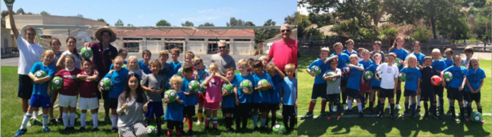 Calling All Soccer Players – 2015 Summer Camps are here!