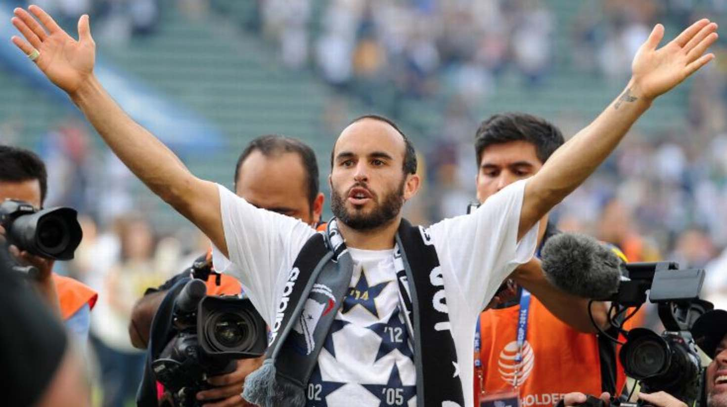 California native and MLS legend Landon Donovan will coach MLS Homegrown Team