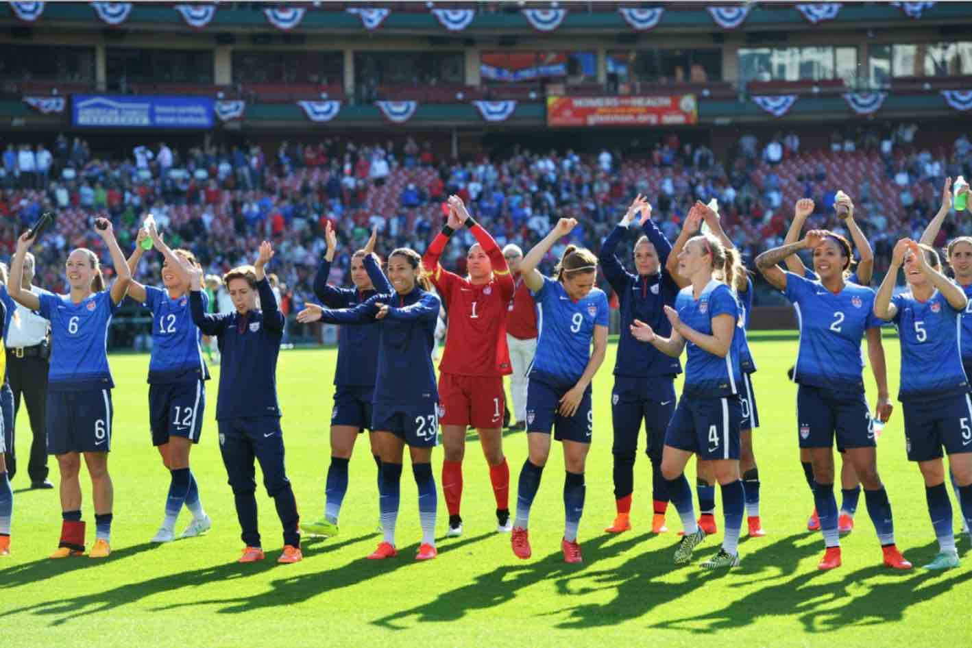 Over 35,000 tickets sold for USWNT friendly
