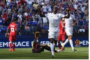 Zardes and Gonzalez score in U.S. Men's win over Cuba