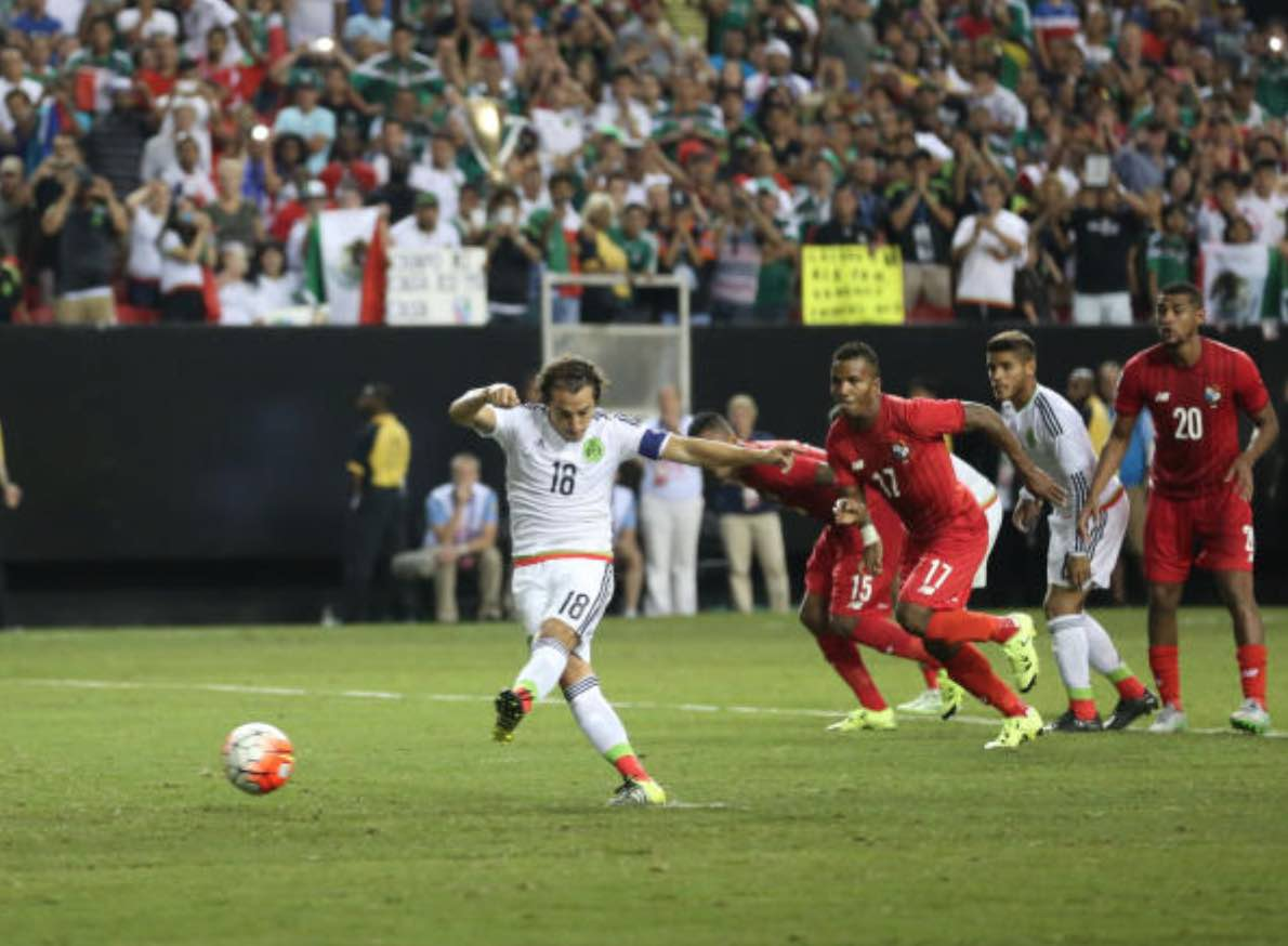 Mexico wins in controversial semifinal against Panama