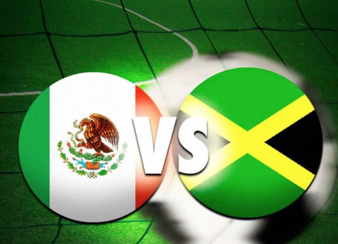 Gold Cup final: Mexico vs. Jamaica