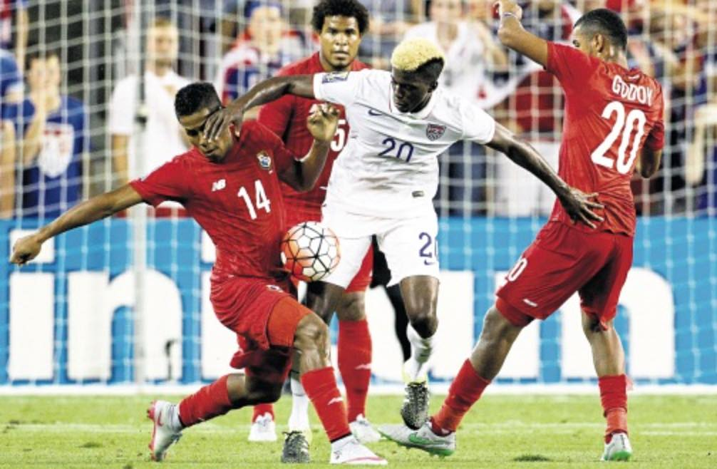 Gold Cup third place: U.S.A. vs. Panama