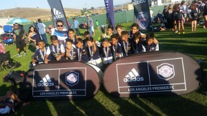 The Champions of the So Cal Summer Showcase are…