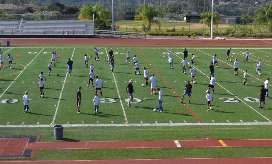 The Jaguar Soccer Skills Camp