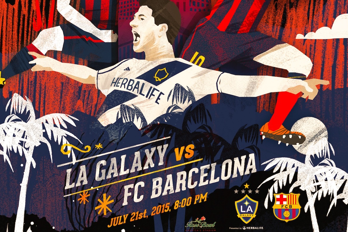 ICC Preview: FC Barcelona vs LA Galaxy