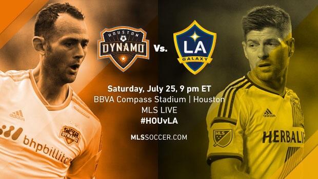 Preview: Houston Dynamo vs LA Galaxy