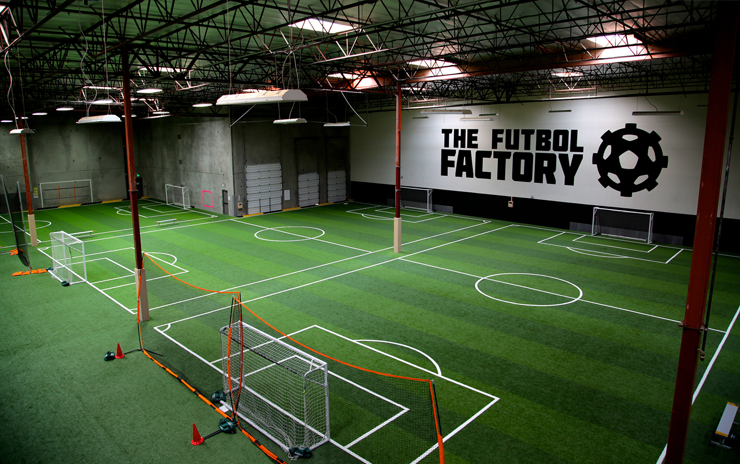 Facility Feature – The Futbol Factory