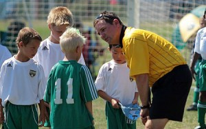Officials have the ability to communicate the rules of the game and shape a players understanding of the game.