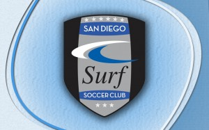 San Diego Surf Alum Training with U18 Men's National Team