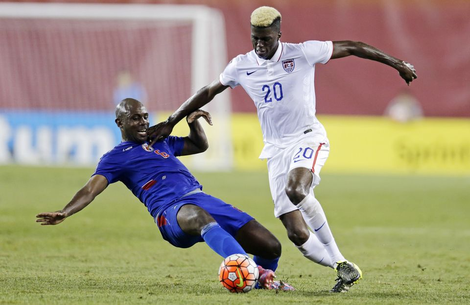 Zardes, Gordon, Orozco, and Morris named to U.S. Men's National Team roster for World Cup qualification