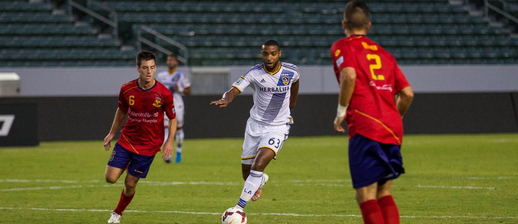 LA Galaxy II fall to Arizona United SC at home, 2-1