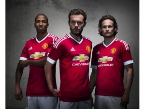 Manchester United New adidas Home Kit
