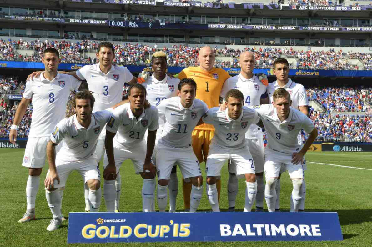 USMNT moves up in the FIFA World Rankings
