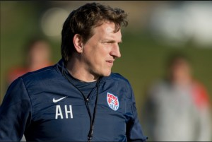 U.S. U-23 MNT wraps up college ID camp
