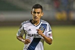 Update on California native and LA Galaxy forward, Jose Villarreal